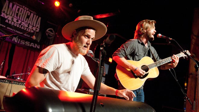 """California"" singers Jamestown Revival will headline Gallatin's Fire on the Water Music Festival."