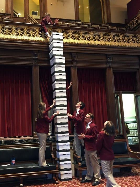 Boxes photo in Iowa Senate.jpg