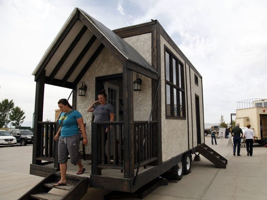 Tiny Houses Slowly Becoming A Trend In Utah