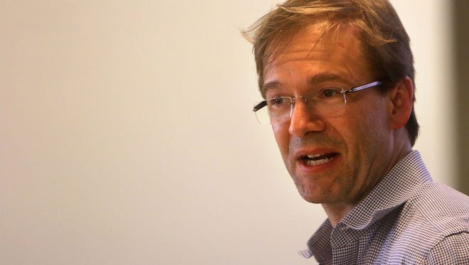 Milwaukee County Executive Chris Abele will present his recommended 2019 county budget to the County Board by Oct. 1.