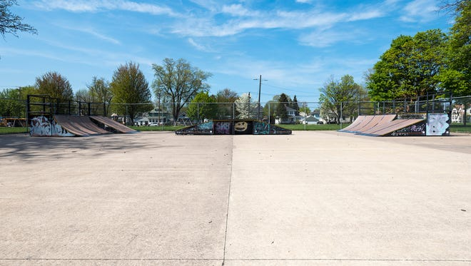 The city already has a skate park at Optimist Park, although most skaters prefer to use Pine Grove Park. Much of the space at the Optimist Park skate park isn't utilized.