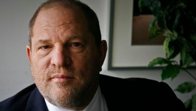 Harvey Weinstein in November 2011 in New York.