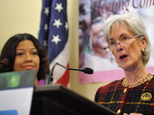 AP Health Overhaul Sebelius