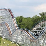 Six Flags Over Georgia celebrates 50 years