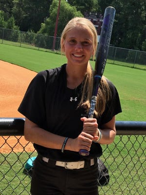 South Effingham senior shortstop Alex Brown takes on a new role as a leader this softball season.