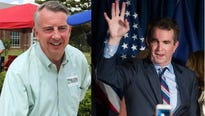 Both national parties poured money into Virginia, which does not cap campaign contributions.