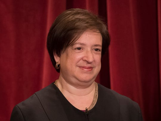 "Justice Elena Kagan: ""Gerrymanders have thus become ever more extreme and durable, insulating officeholders against all but the most titanic shifts in the political tides."""