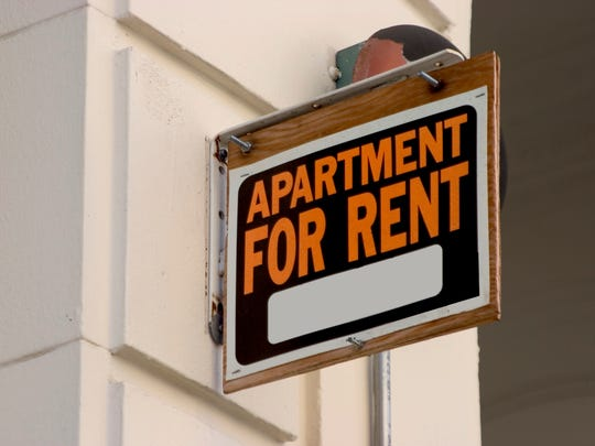 Apartment for rent.