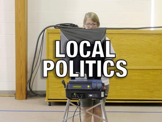 STOCKIMAGE: Local politcs