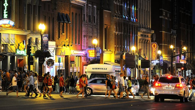 Lower Broadway is fun anytime, with more than 14 honky-tonks. And there?s no cover charge. Lower Broadway is fun anytime, with more than 14 honky-tonks.