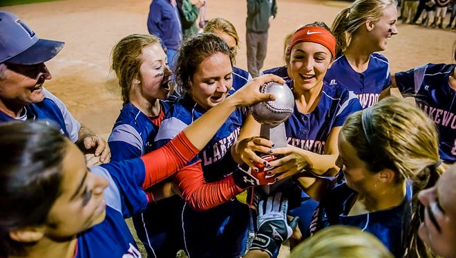 Lakewood is off to a 14-1 start and will be trying to repeat as the Greater Lansing Sports Hall of Fame Softball Classic champion this month.