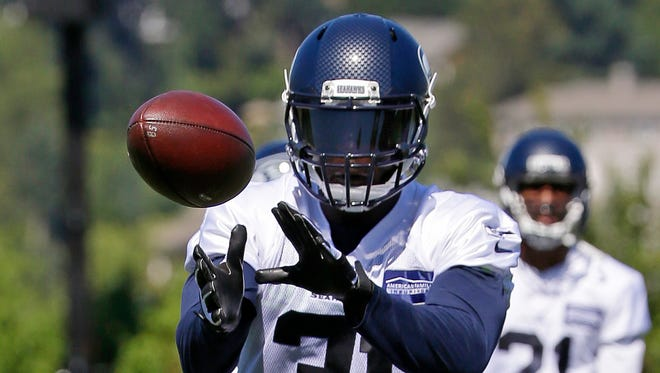 Kam Chancellor hinted this week that a contract extension could happen soon.