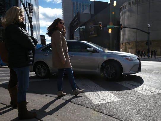 Where are Nashville's most dangerous crosswalks?