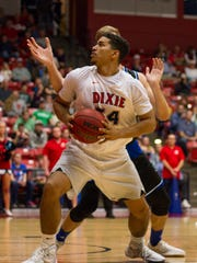 Dixie State senior Marcus Bradley made the most of
