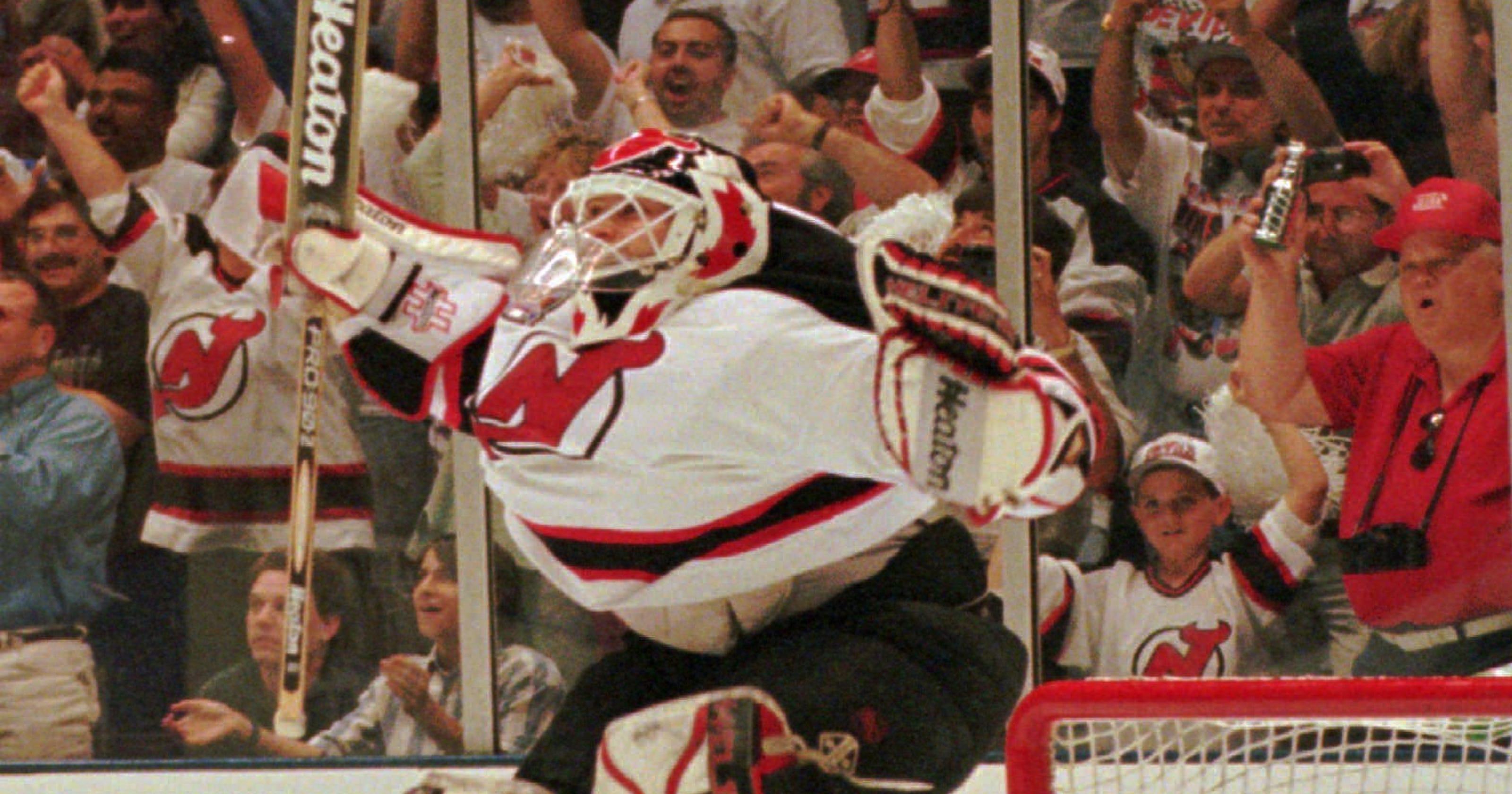 a8f76ec1d Martin Brodeur as NJ Devils saw him  Leadership