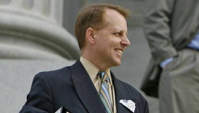 April 2009 file photo of Olde English Consortium executive director Mike Fanning.