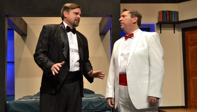"Actor James (Bob Myers), and playwright Peter (Dan Gray), have been ""best"" friends for years, but on the opening night of Peter's new play, that friendship will be tested."
