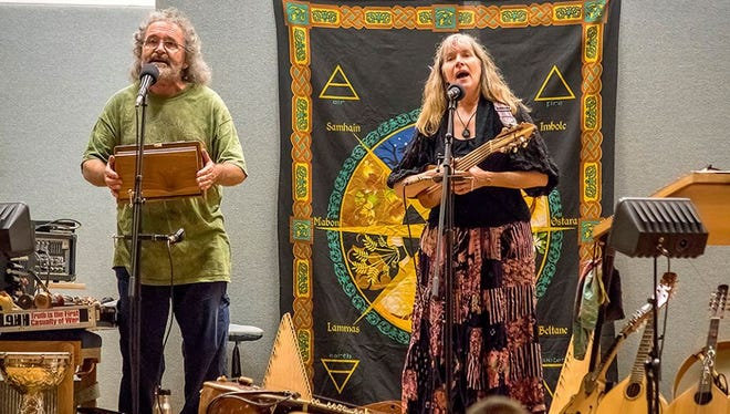 Four Shillings Short will perform Nov. 29 at the Ruidoso Public Library.