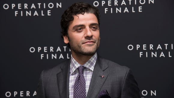 """Oscar Isaac goes from the """"Star Wars"""" galaxy to the Spider-Verse in surprise new animated appearance."""