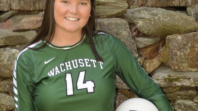 Maggie Burton plays for Wachusett Regional High School.