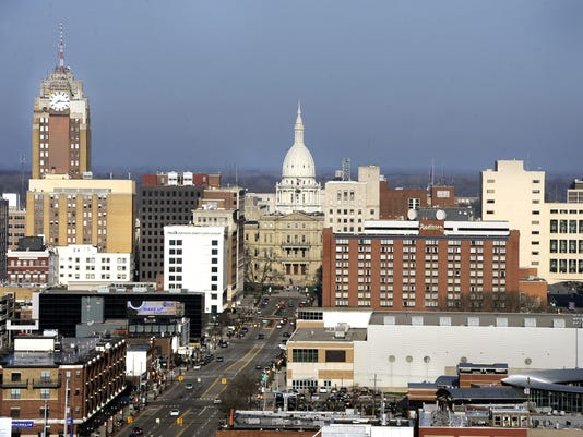downtown Lansing 3