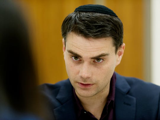 Controversial conservative commentator Ben Shapiro will speak at Grand Canyon University on April 10, 2019.
