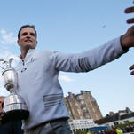 It's tough to have a problem with Zach Johnson winning the British Open.