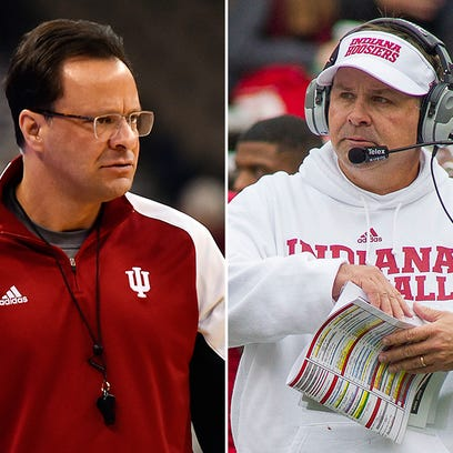 Tom Crean and Kevin Wilson have plenty of questions surrounding their respective programs.