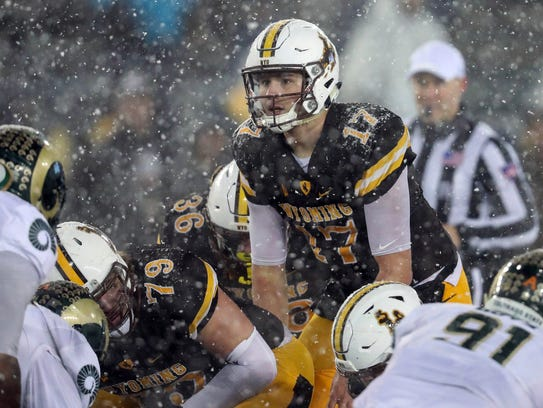 4. Browns (from Texans) — Josh Allen, QB, Wyoming