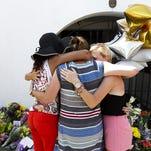 Kinfay Moroti: Photos from Charleston church massacre