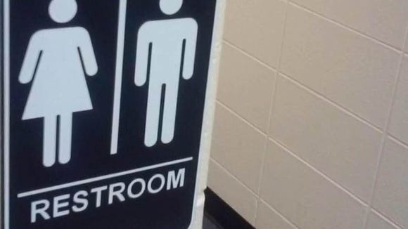 Yorktown Community Schools changed its gender specific single-stall restrooms to be unisex this year. Transgender student Paxtyn Thompson said he worked with the administration to give other transgender students an option.