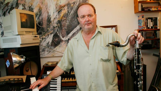 Musician and composer Sigmund Snopek will be one of three inductees into the 2015 Wisconsin Area Music Industry Hall of Fame later this month.
