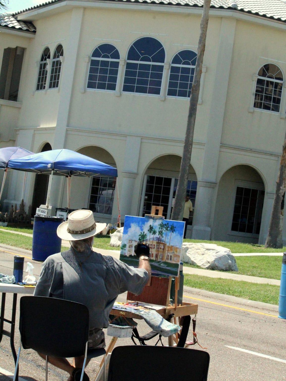 The Art Center of Corpus Christi, 100 N. Shoreline