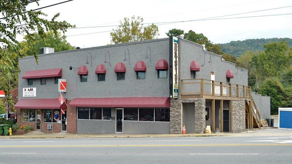 The former Northside Grill at 853 Merrimon Ave.