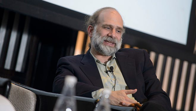 Bruce Schneier is Co2 Systems new CTO