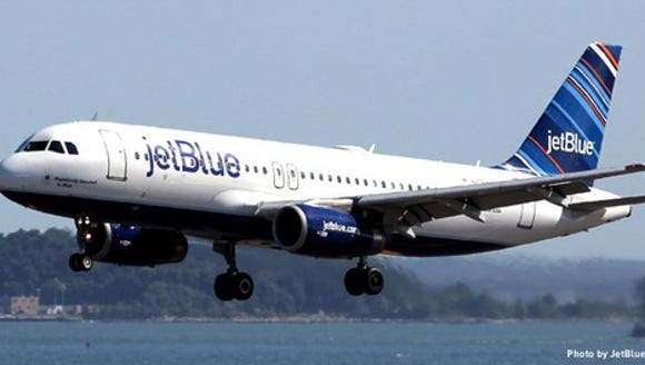JetBlue is adding 12 seats to each of its A320s.