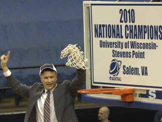The University of Wisconsin-Stevens Point and men's