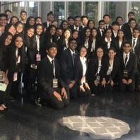 Novi students soar at HOSA conference