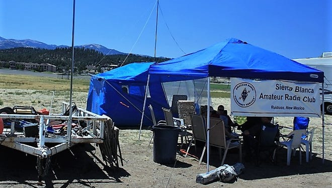 Last year, tents were set up for the field day at the White Mountain Sports Complex.