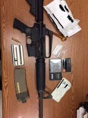 Teen had loaded AR-15, drugs in car, Waynesboro police claim
