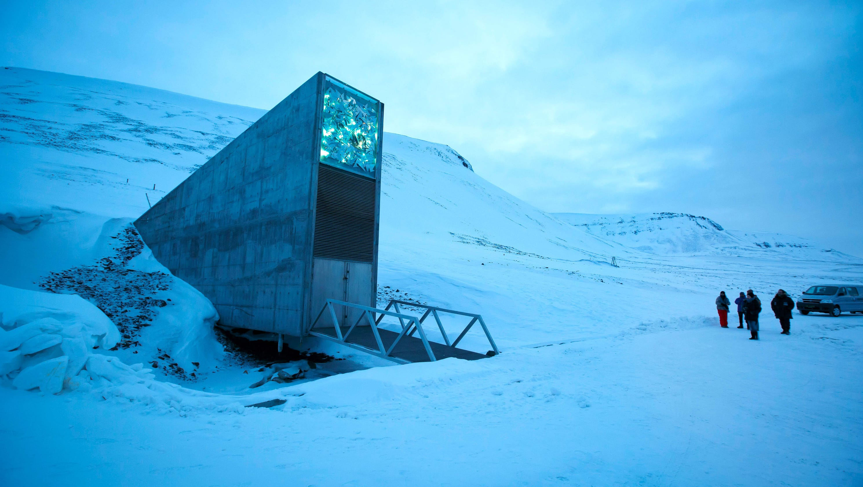 Precious seeds in Norway's 'Doomsday vault' are safe  — for now