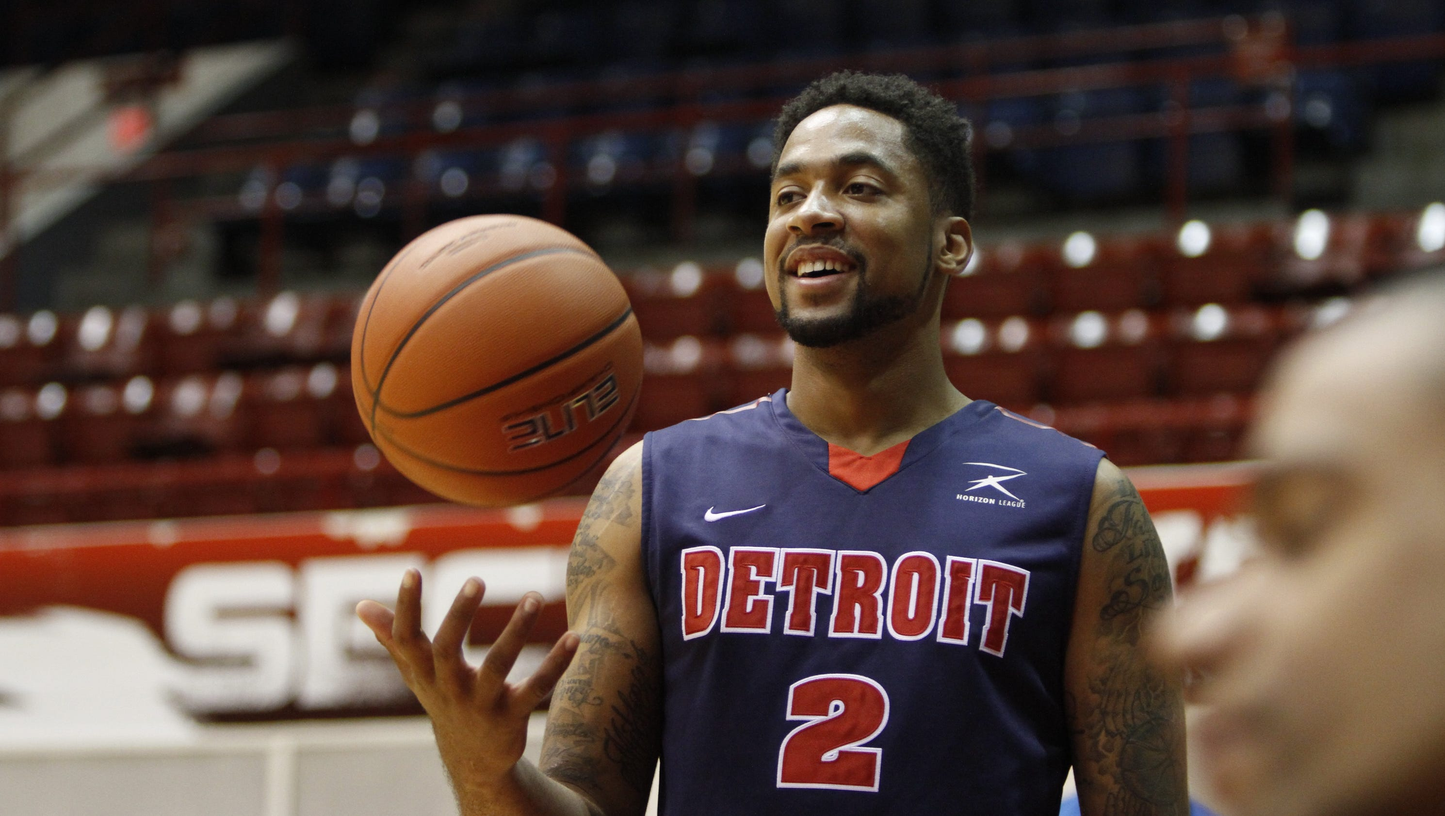 Detroit Mercy s Juwan Howard Jr has deep Michigan roots