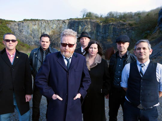Flogging Molly has upcoming shows in Asbury Park, Philadelphia and Queens.