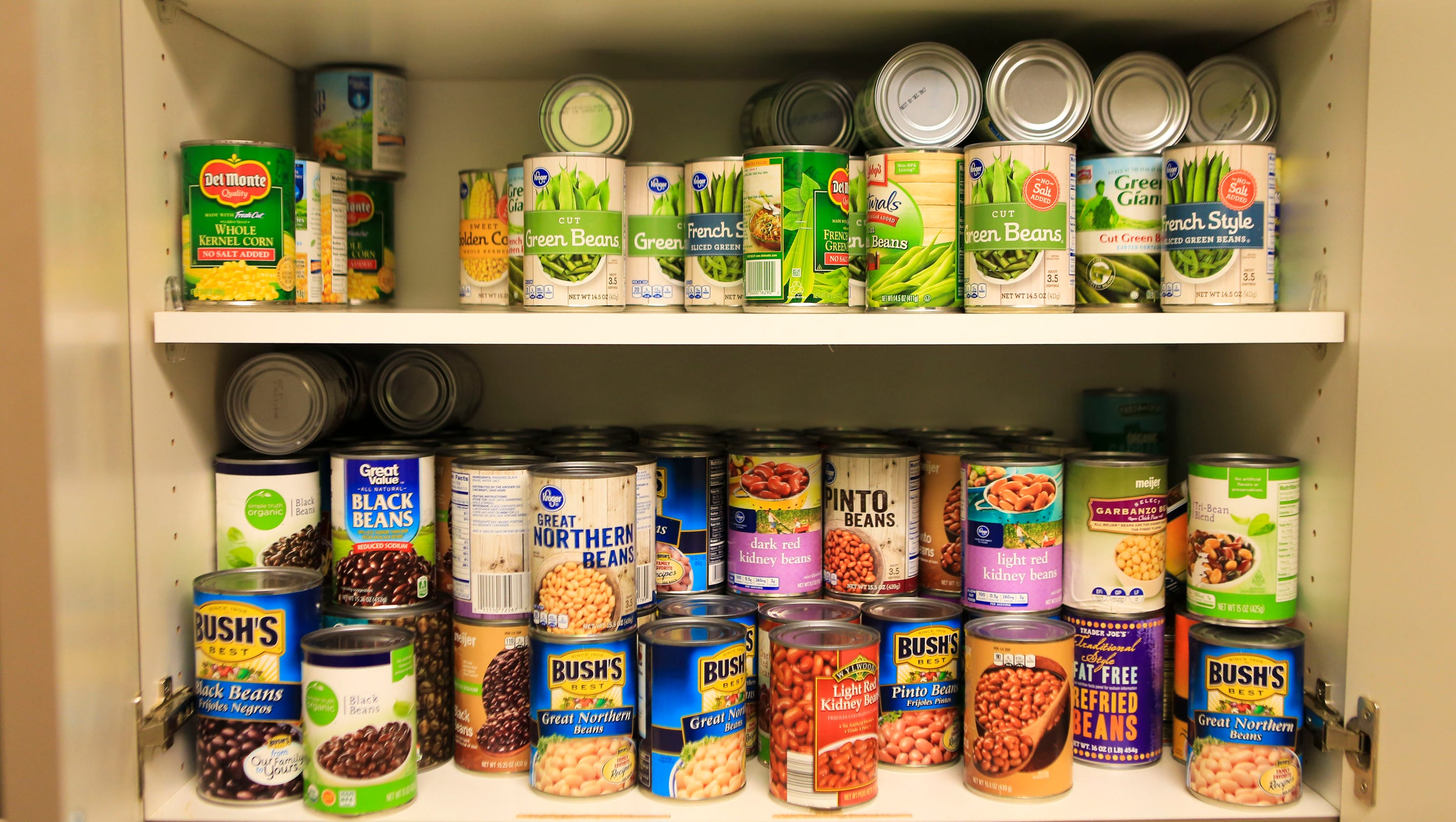 Louisville doctor's office creates food pantry