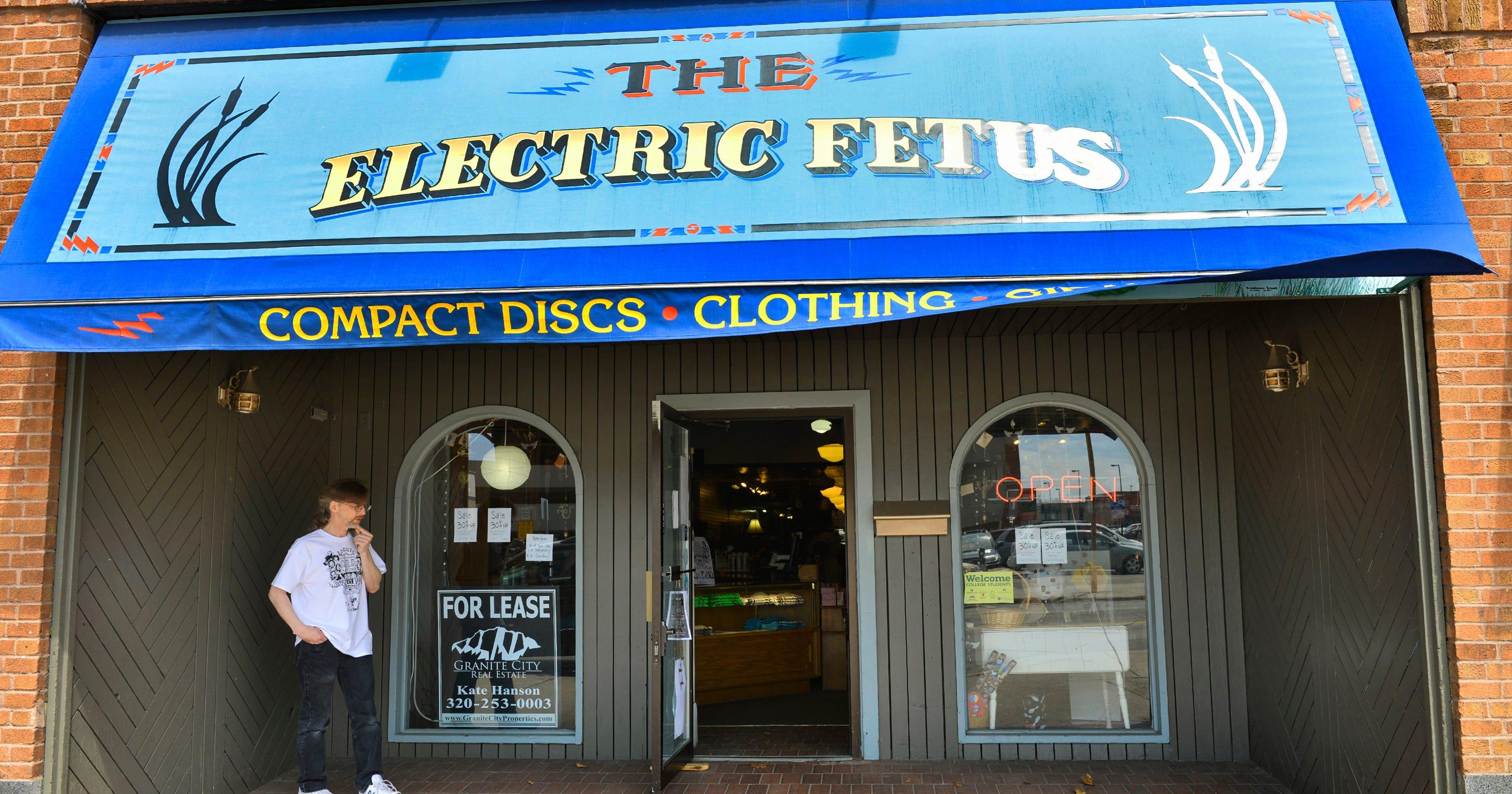 Closing Time Electric Fetus Will Shut Doors Soon