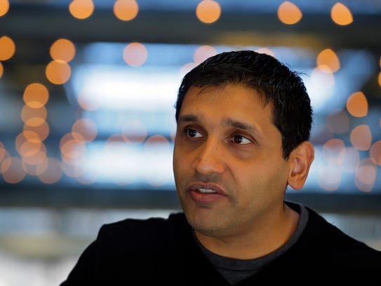 Jay Bhatti of Marlboro, founder and CTO of BrandProject,