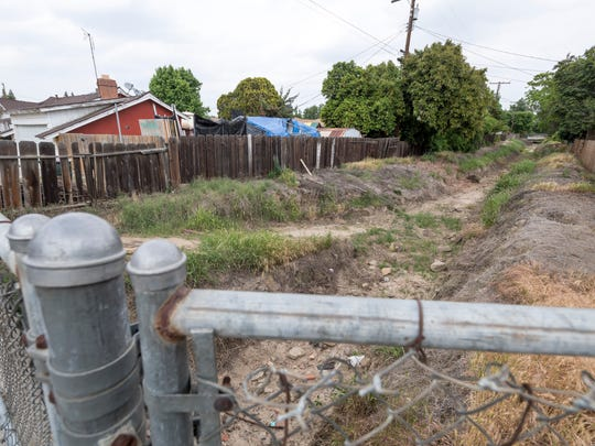 Evans Ditch has long been a covert path for criminals in this area of Visalia and may have been used by the Visalia Ransacker as well. Authorities are now trying to link crimes from Central Valley and northern California to recently arrested 72-year-old Joesph DeAngelo.
