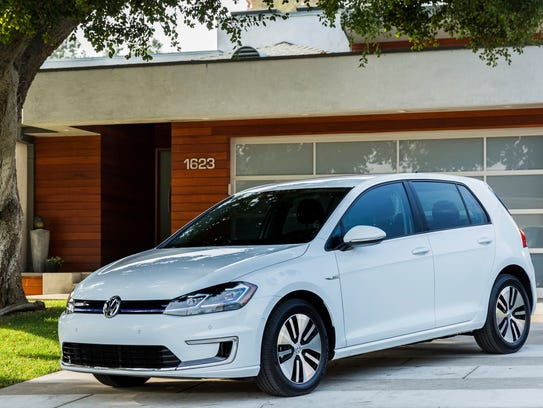 This photo provided by Volkswagen shows the 2017 Volkswagen