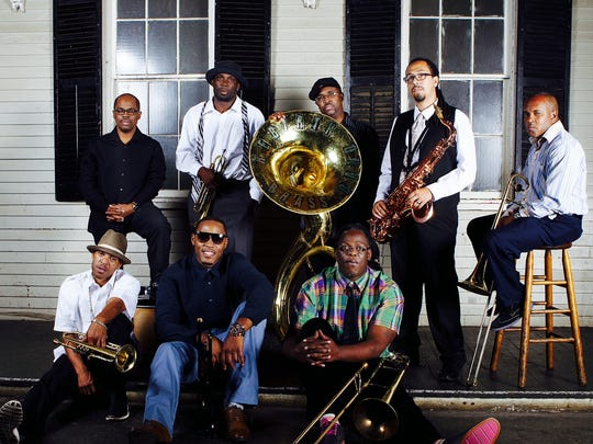 The Exit 0 Jazz Fest in Cape May is pulling out all the stops this year for a blowout celebration, inviting the likes of the Rebirth Brass Band to hold court.