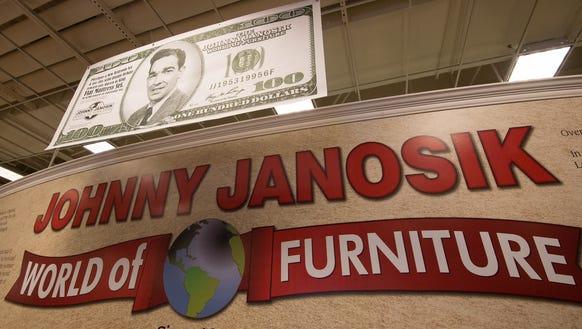 Johnny Janosik To Break Ground On New Camden Store